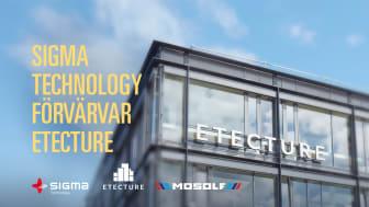 Sigma Technology Group förvärvar ETECTURE GmbH för att stärka sitt erbjudande inom digital transformation på den tyska marknaden
