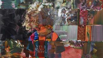 Kira Wager, Eiksmarka 1.6, 2019, oil on PVC, 116 x 97cm.jpg