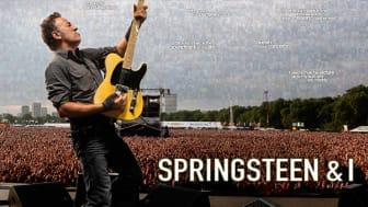 Bruce Springsteen – biopremiär för filmen SPRINGSTEEN & I