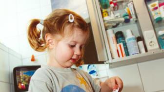 Medikamente kindersicher aufbewahren