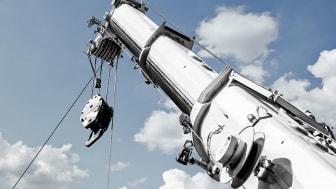Liikutettavien teleskooppinosturien ylivoimaista voitelua
