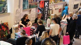 á la London i Marketplace Arena, Textile Fashion Center