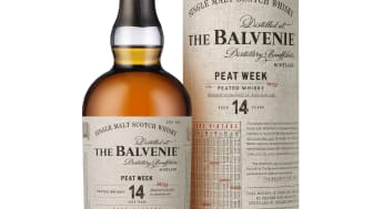The Balvenie Peat Week 14 Years (2003 VINTAGE)