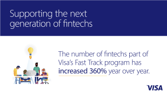 Visa expands Fintech Fast Track in Europe; accelerates new ways to pay and be paid