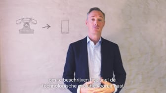 """Singulariteit"" uitgelegd door Peter De Keyzer, Managing Partner Growth Inc."