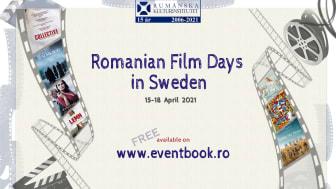 Rumänska filmdagar i Sverige