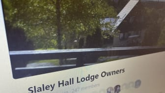 Slaley Hall Lodge Owners.  Confusion over where fees are going