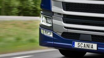 Scania kündigt Produktneuheit für November an