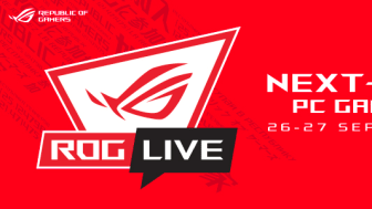 ROG goes live with next generation PC gaming event