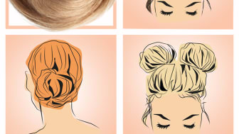 Rapunzel of Sweden lansering Hair Scrunchie