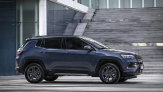 2.  New Jeep� Compass 80th Anniversary