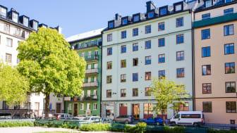 """""""Det viktiga är att sparandet blir av. Att du sparar och köper den första bostaden så att du är med i matchen"""", menar Joakim Bornold på Söderberg & Partners."""