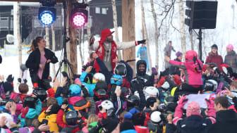 Rekordmånga besökte Hemavan under sportloven!
