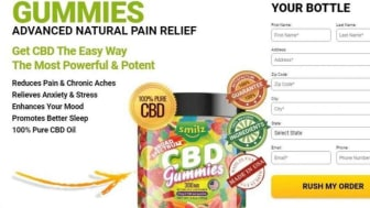 Smilz CBD Gummies Reviews