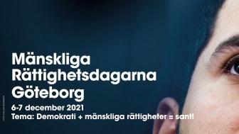 Nu lanserar vi temat för MR-dagarna i Göteborg 6-7 december!