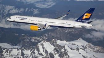 Icelandair sätter nya passagerarrekord