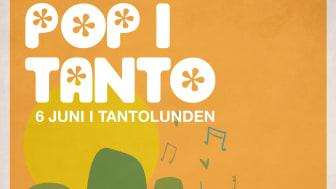POP I TANTO med VÅNNA INGET m.fl. 6 juni