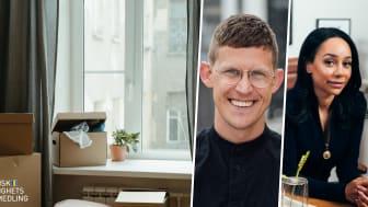 Svensk fastighetsförmedlings nya undersökning tar upp alla emotionella frågor kring flytten