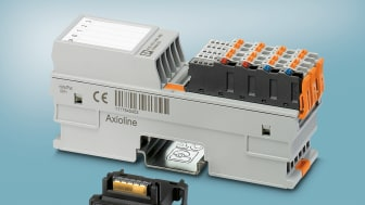New universal communications module for I/O system