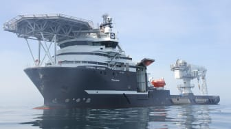 Hi-res image - Kongsberg Digital - Olympic Artemis will be the first Olympic Subsea ship to deploy Kongsberg Digital's Vessel Insight and Vessel Performance data infrastructure and performance monitoring solutions