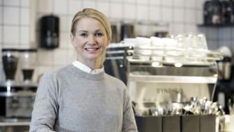 Madelene Breiling, utvecklingschef Supply Chain, Löfbergs
