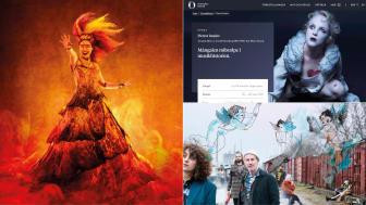 De tre projekt från GöteborgsOperan som är nominerade till Svenska Designpriset 2021