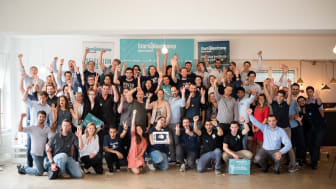 Startups des diesjährigen Accelerators. Quelle: Startupbootcamp Digital Health