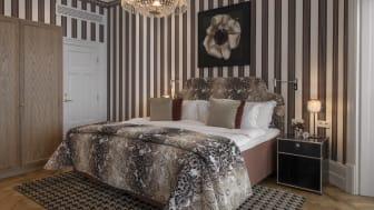 Sovrum, Executive svit, Bolinderska Palatset