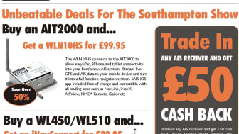Great Offers For The Southampton Boat Show From Digital Yacht Stand G147