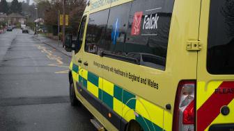 Falck doubles its UK ambulance business