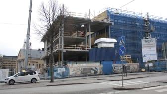 Ett år kvar till invigningen av nya Stadsbiblioteket Göteborg