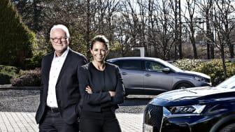 Anders Bruun och Maria Bruun-Lander.