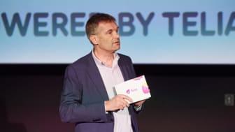 Telia Norge leverer et solid årsresultat 2018