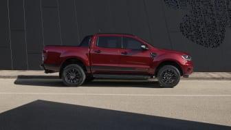 Ford Ranger Stormtrak 2021