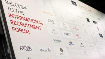 Vad är the International Recruitment Forum (IRF) och hur kan du förbereda dig?