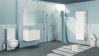 Svedbergs slipper sju nyheter på badet