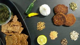 Spis insekter, og bliv Food-mob'ed på NorthSide