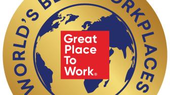 DHL är en av världens bästa arbetsplatser enligt Great Place to Work®