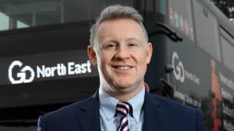 Colin Barnes, engineering director at Go North East