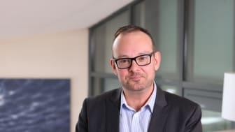 Martin Samuelsson har rekryterats till tjänsten som hotelldirektör för Scandic Örebro Väst.