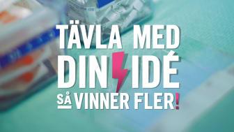 Många vinnare när idétävling lanseras i Region Skåne