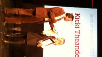 Grundlæggeren af Middagsfred er blevet Årets Entreprenør 2010