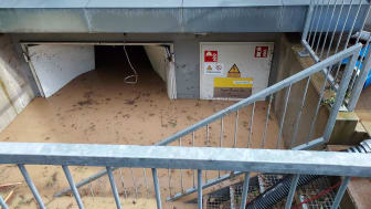 Überschwemmung SH Selbitz