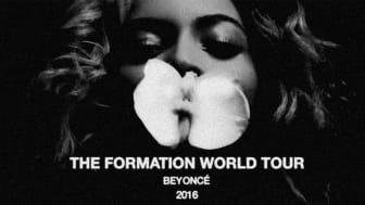 Buses for Beyoncé – 28 June at Stadium of Light