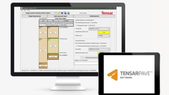 TensarPave Software