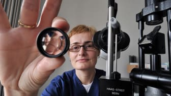 Allt fler får diagnosen glaukom