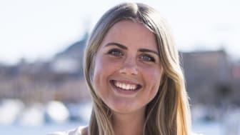 Kompassrosstipendiat 2018, Paulina Olsson, Foto: Nathalie Malic/Stiftelsen Ungt Ledarskap
