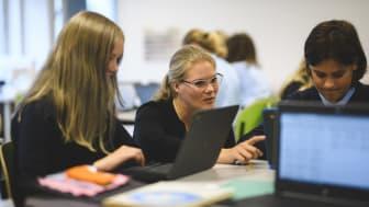Toppbetyg när första 9:orna lämnar Nordic International School Karlstad