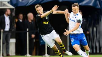 IFK Norrköping livesänder träningsmatch mot AIK på Solidsport. Foto: Bildbyrån