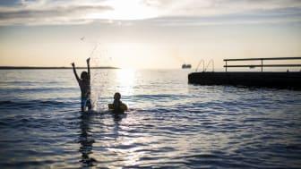 Under 2016 ökade turismomsättningen med över 9 procent, eller 413 miljoner kronor jämfört med 2015. Foto: Lisa Wikstrand.